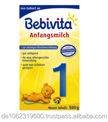 Bebivita 1 Infant Formula - milk powder - 500gr.