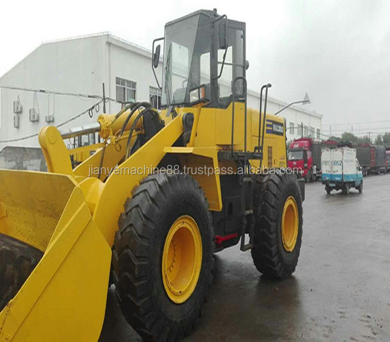 Komatsu water tank auto Loader with price