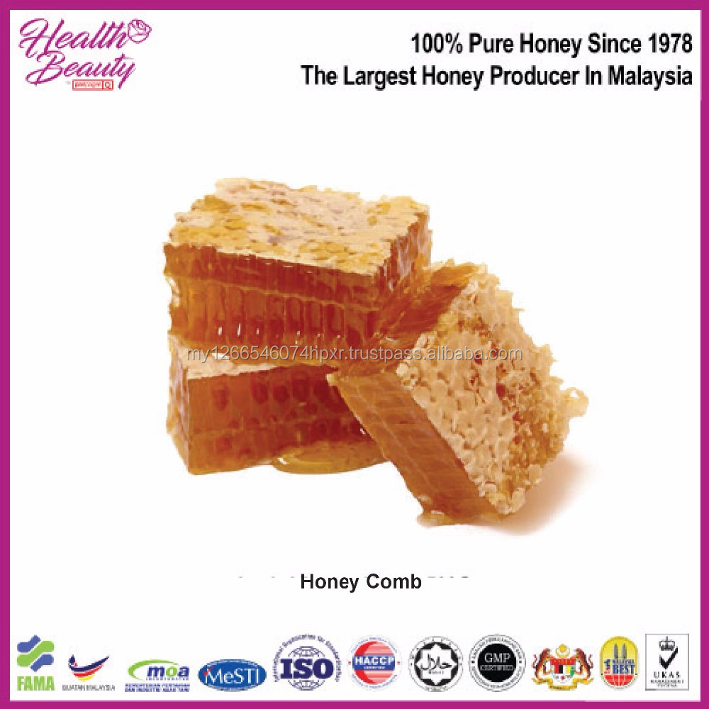 Malaysia supply full vale of fatty acid to provide heart health benefits Honey Comb