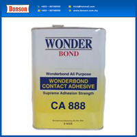 Wonder Bond CA888 Contact Glue Adhesive