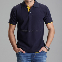 High-quality breathable color design Short-sleeved polo shirt