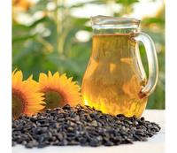Ukraine sunflower oil