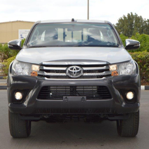 NEW CARS SALE IN DUBAI 2016 MODEL HILUX DOUBLE CAB PICKUP 2.4L DIESEL 4WD