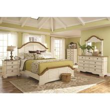 Olita Bedroom Classic Luxury White Set