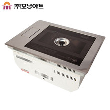 Popular new producing outdoor bbq table tabletop barbecue korean grill bio electric roaster MA-2500