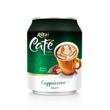 Viet Nam Cappuccino coffee drink