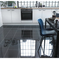 Polished Black Granite Tile For Sale