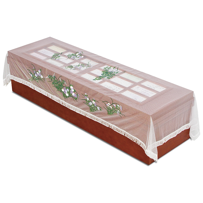 High Quality Supplier Top Selling Wooden No Straight Lines Wooden Souvenir Coffins