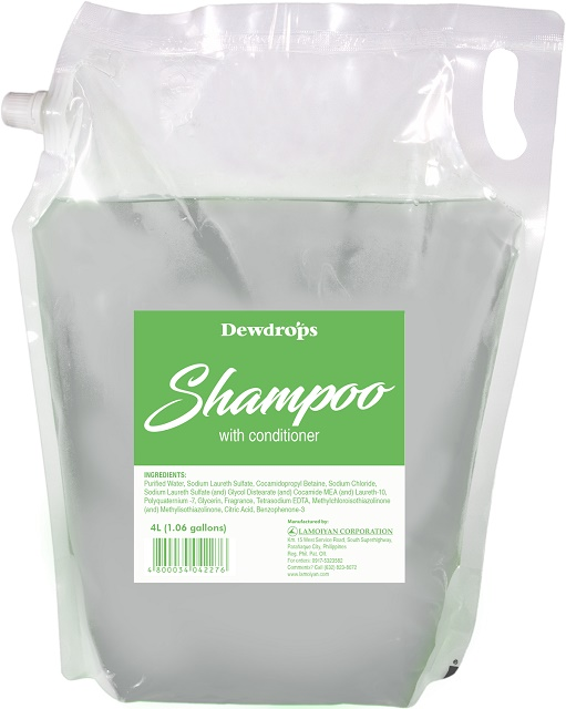 Dewdrops Shampoo with Conditioner