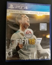 Authentic New FIFA 18 Standard Edition - PlayStation 4