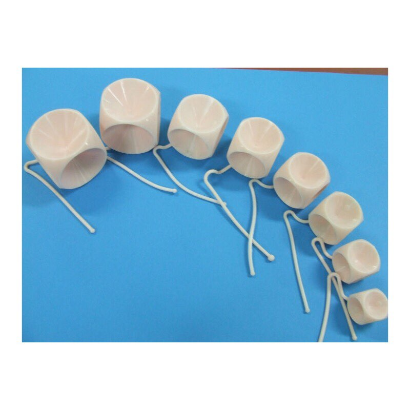 SILICONE FLEXIBLE PESSARY - CUBE