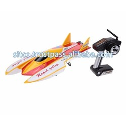 ST 2.4G Large RC Boat Brushless Water-Cooling System Racing Sport Boat RC Speed Boat