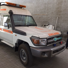 Land Cruiser GRJ 78 4x4 Extended Roof Ambulance