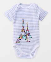 Baby Rompers custom printed 00% cotton 2019 new design baby long sleeve bodysuits 0-12 month cute baby girl clothes romper