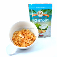 Chang Chips Thai Coconut Chips Crispy