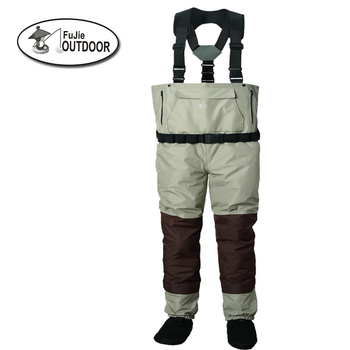 Multi Fly Fishing Stockingfoot  Insulation liner Breathable Chest Wader