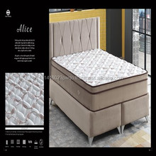 Hotel Bedroom Mattress,Double Queen King Size Spring Mattress