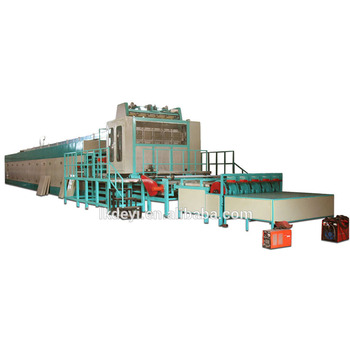 fully automatic paper pulp egg tray making machine production line