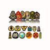 Hand Embroidered Badges, Patches, Emblems, Crests