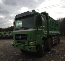 China brand Sinotruk Cheap used 30-50ton Howo dump truck for sale, used Howo dump trucks/ Dumpers/ Tippers