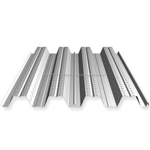 Multi-floor frame galvanized steel floor decking sheet