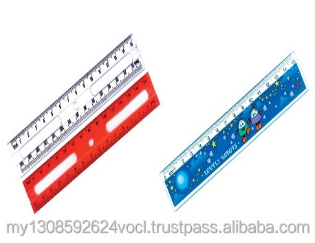 High quality hot selling OEM 15cm plastic straight promotional ruler
