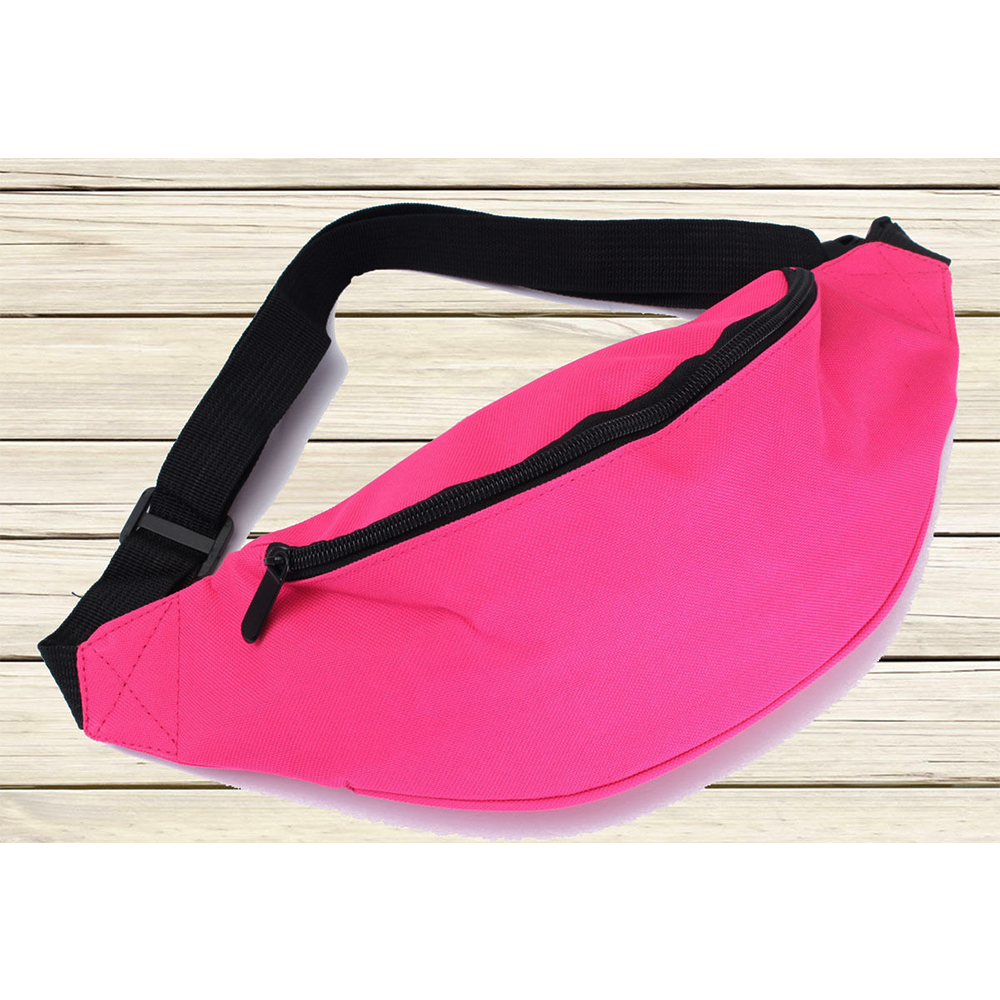 Waterproof Running Belt Bum Waist Pouch Fanny Pack