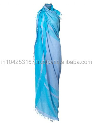 sarong new latest beach wear design paint india