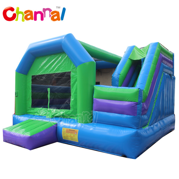 Vinyl commercial bouncer combo inflatable castle for rental