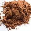Raw cacao powder color used in food industry | dried cocoa
