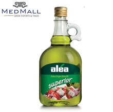 Alea - Superior Extra Virgin Olive Oil from Greece ideal for Salad - Galloncino Bottle - 250ml / 500ml