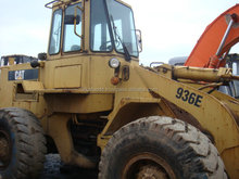 China Sell Used Wheel Loader Cat 13t 936E Original Japan/Used Caterpillar Front Loader 936E 950 966