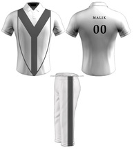 100% Polyester Cricket Sublimated Kits
