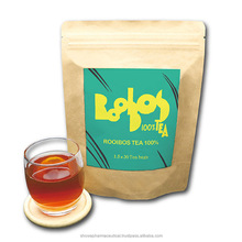 Detox herbal tea 100% red rooibos tea soft drink natural health product for beauty made in japan tea company OEM available