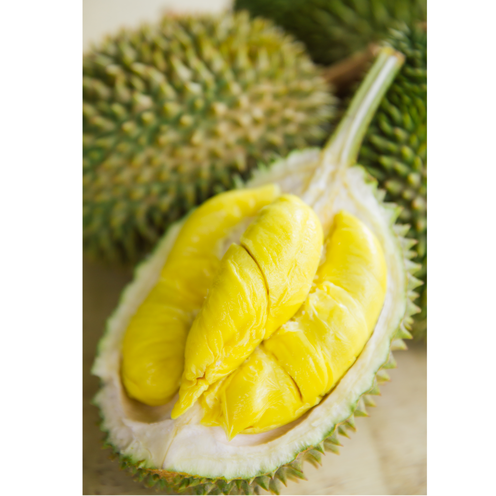 Nitrogen Freezing Premium Quality 100% Natural and Halal Delicious Musang King Fresh Whole Durian Fruit