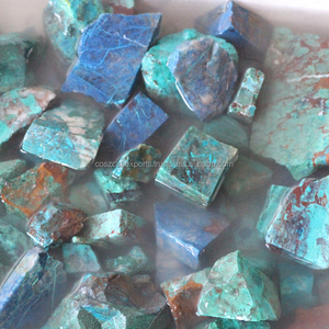 Wholesale Prices Natural Chrysocolla Manufacture & Supply Buyers Stone Raw Gemstone Natural Raw Rough Gemstones
