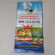 Vietnam Evergreen 25kg BOPP Laminated PP Woven Bag For Packaging Fertilizer