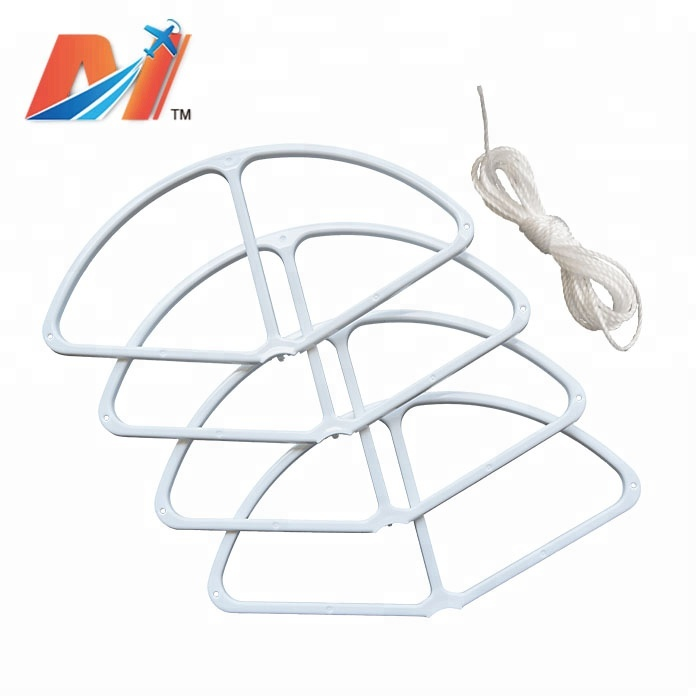 Maytech quadcopter propeller <strong>protecter</strong> for DJI Phantom 4 quick release style