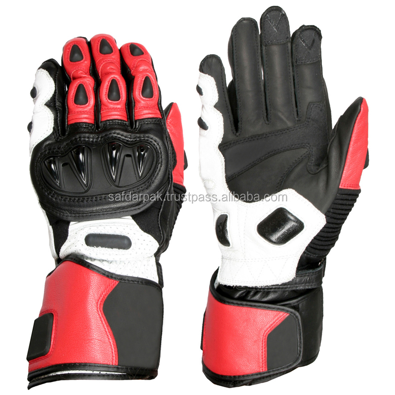 Gents and Ladies Motorbike Racing Gloves