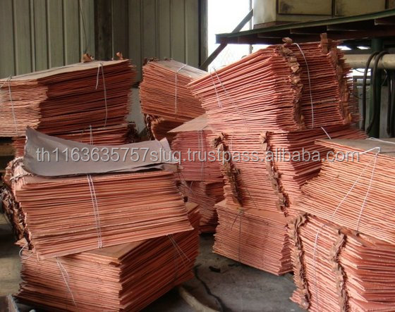 Copper Cathode 99.9 LME Registered