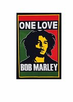 Special Bob Marley One Love Poster Boho Dorm Decor, Indian Wall Hanging, Bohemian Wall Decor Poster