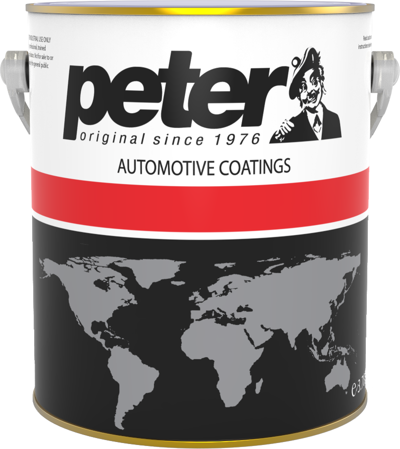 PETER P410 EPOXY PRIMER (GREEN)
