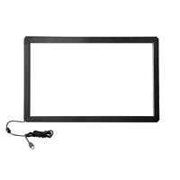 CJ touch make your TV touch screen 65 inches ir touch screen frame