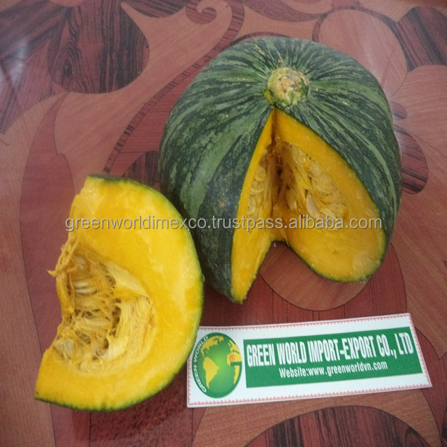 PUMPKIN WITH SPECIAL PRICE FROM VIETNAM
