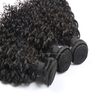 Remy Silky Kinky Curly Hair Unprocessed Natural Real Remy Indian Virgin human hair Straight wave Curly Supplier Wholesale
