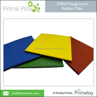 Pro Environment Outdoor Used Playground Rubber