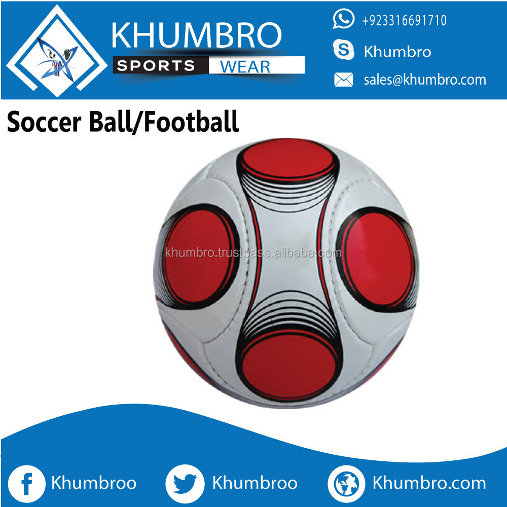 Soccer Ball Free sample 2017 high quality Football