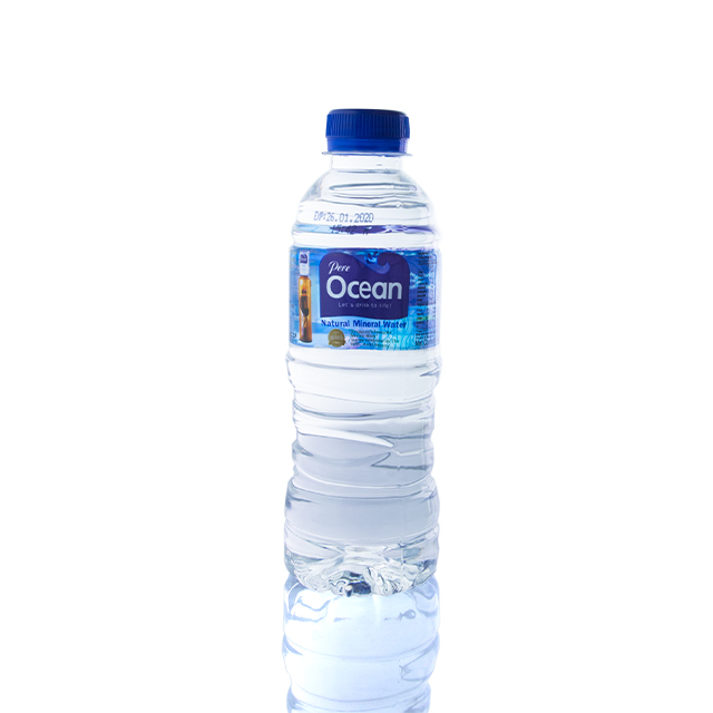 Pere Ocean Natural Spring Mineral Water