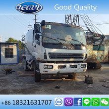 2008 Used Isuzu Concrete Mixer Truck of Concrete Mixer Truck Isuzu with Pump for sale