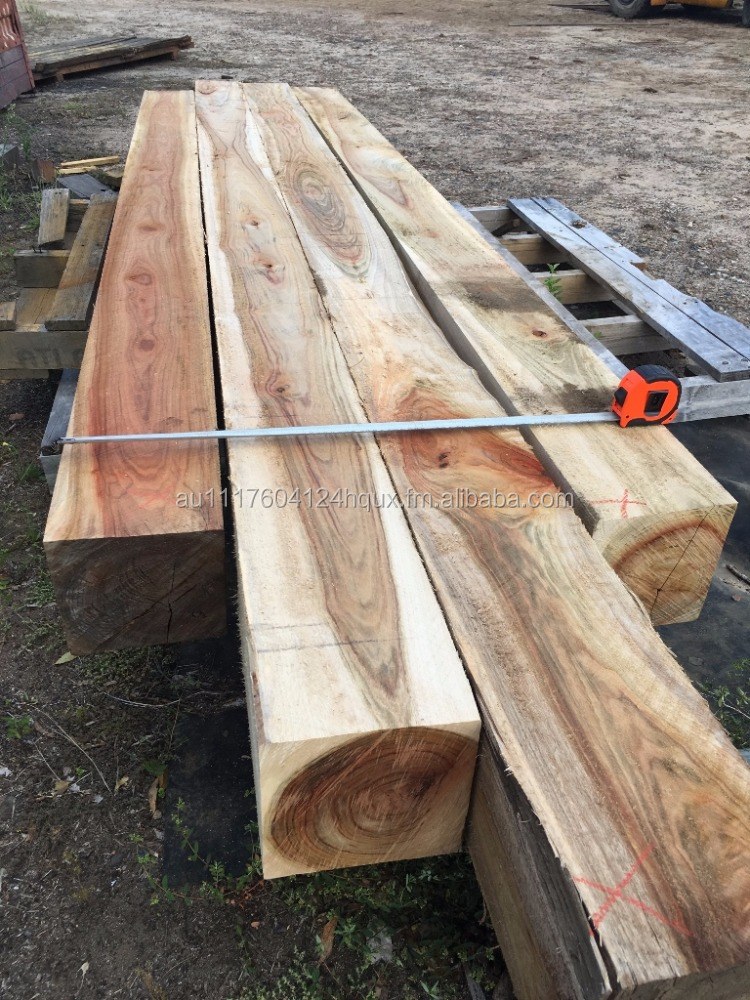 "Camphor Laurel Timber Posts 6 x 6"", 7 x 7"", 8 x 8"", 9 x 9"""